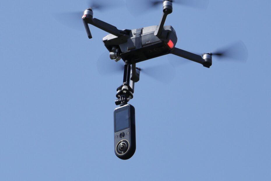 Filmy 360 z drona